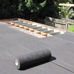 modified bitumen roofing system installation and repair