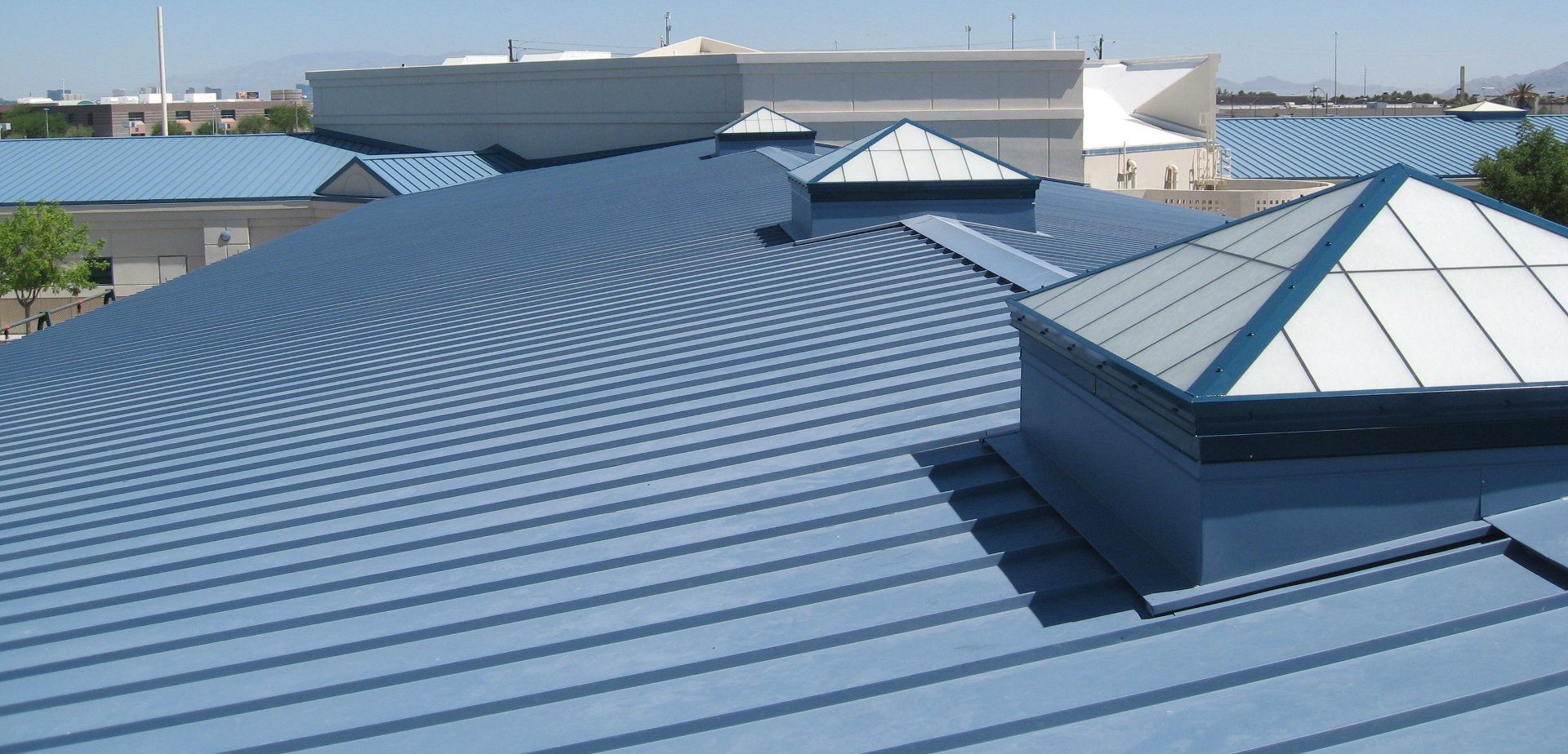 Salt Lake City Commercial Roofing Contractor (Metal Roofing)