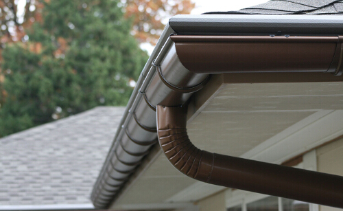 Rain gutters are an important part of your roofing system