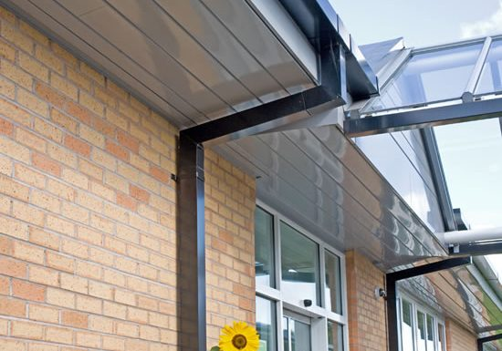 commercial gutter installation and repairs